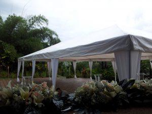 Toldos para bodas